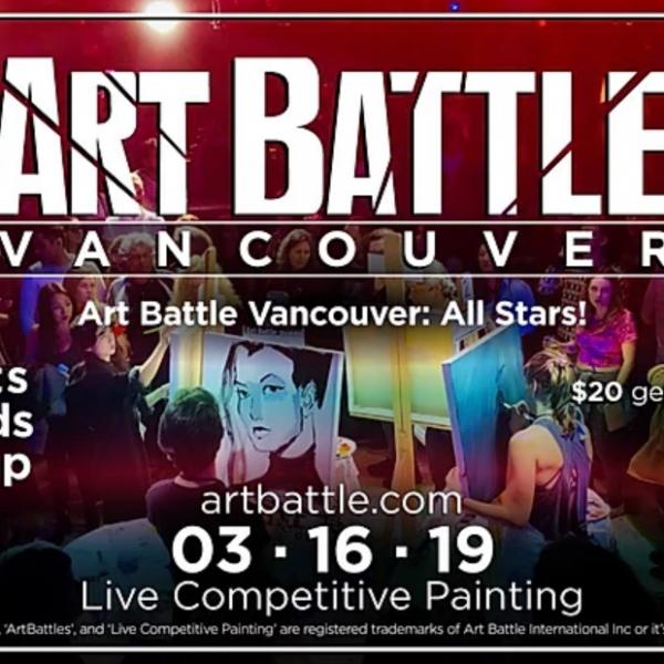 Art Battling once again!